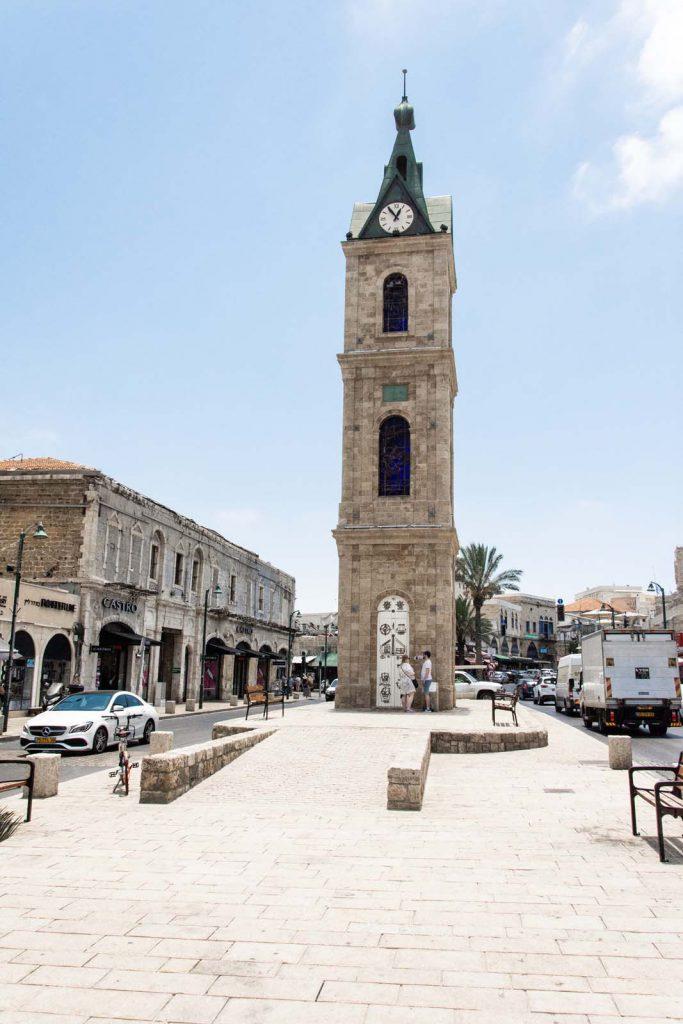 Tel Aviv, Stadt, City, Jaffa, Israel
