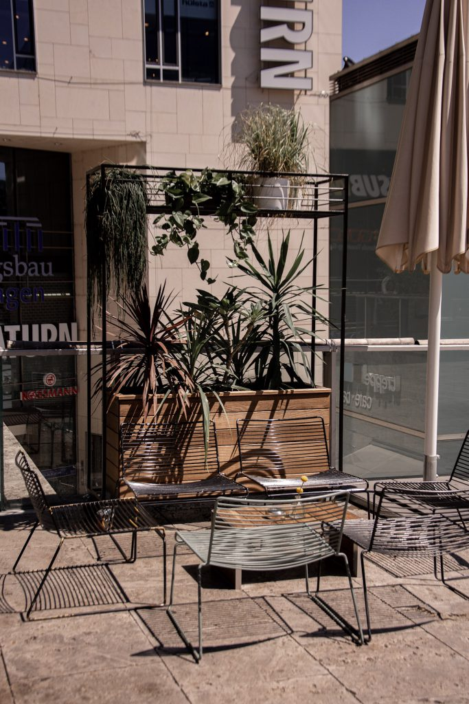Beste Bar Stuttgart, Waranga, Terrasse