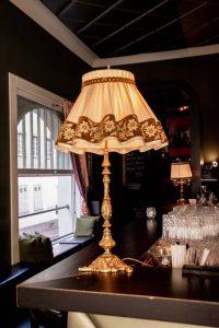Fou Fou, beste Bar Stuttgart, Lampe, Interieur