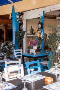 Kreta, Taverne, essen, trinken