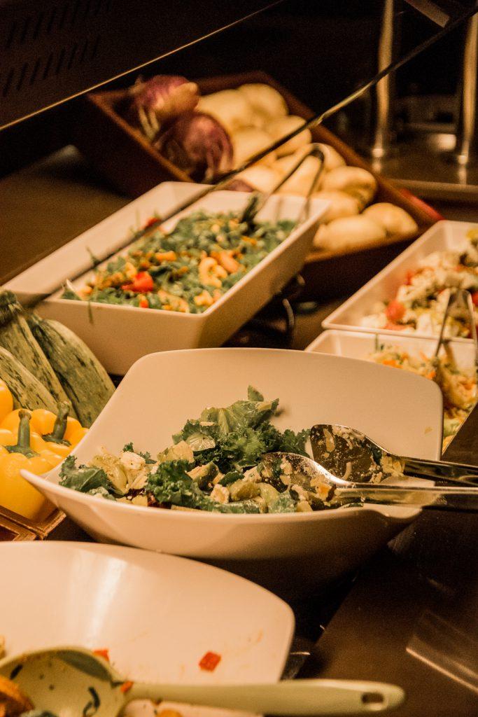 Salat, Hotel, Griechenland, Buffet