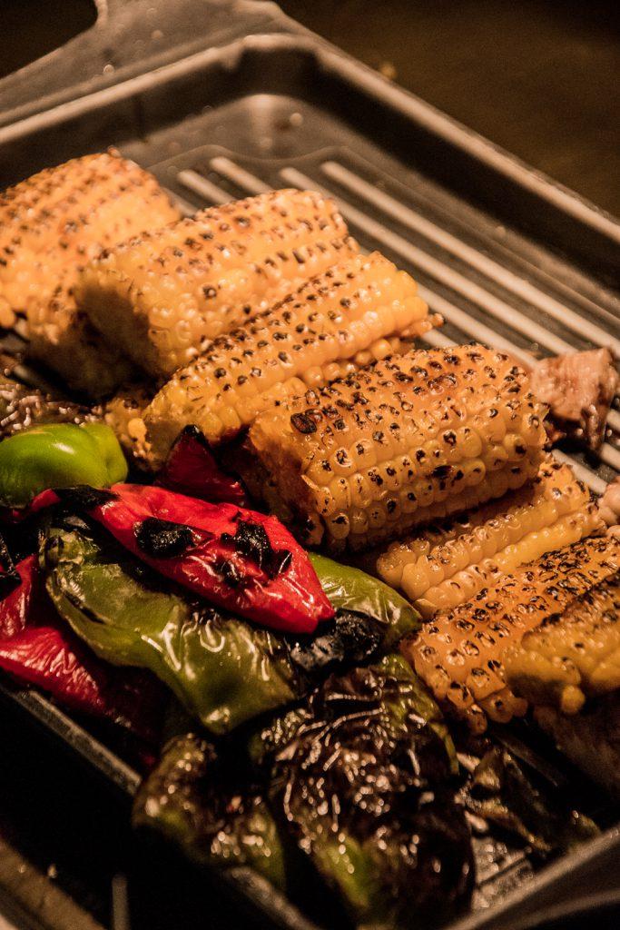 Gemüse, Grill, griechisch