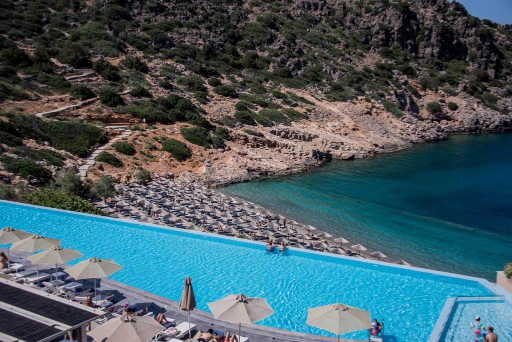 Pool, Küste, Kreta, Meer
