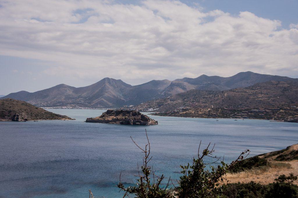 Ausblick, Meer, Kreta, Griechenland, Insel