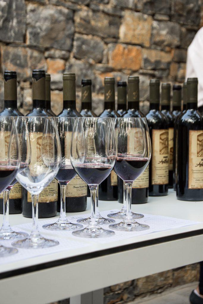 Wein, Griechenland, griechisch, Rotwein