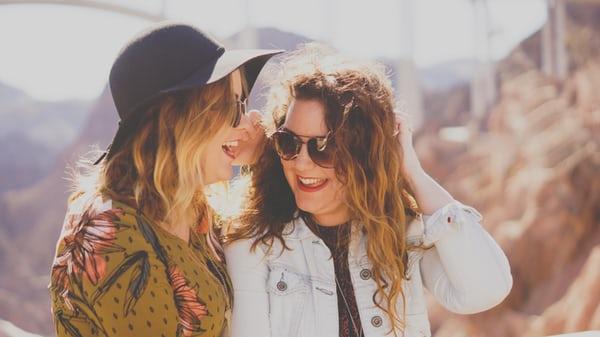 Freunde, Freundinnen, Frauen