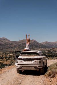 Land Rover, Land Rover Experience, Kreta, Jeep