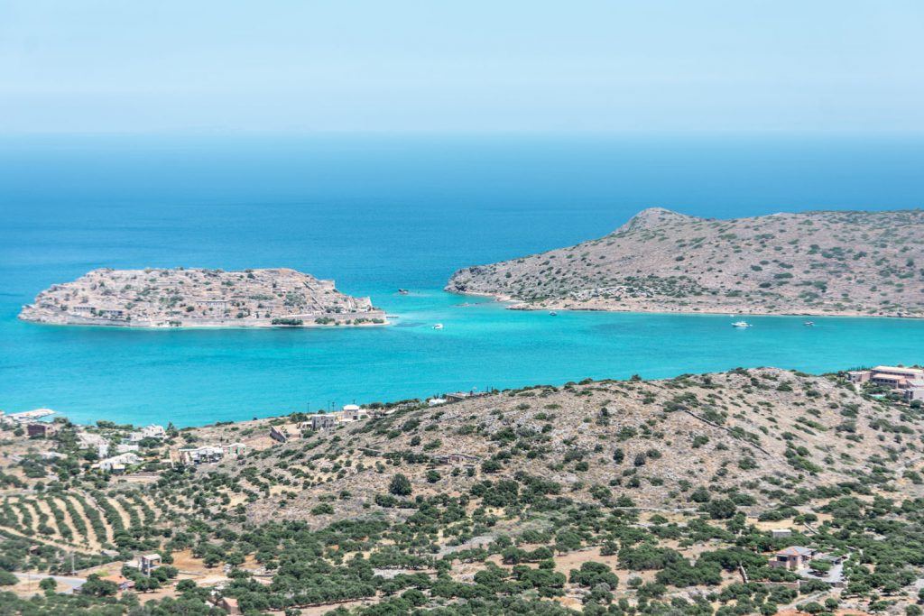 Kreta, Spinalonga