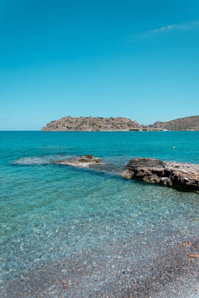 Kreta, Strand