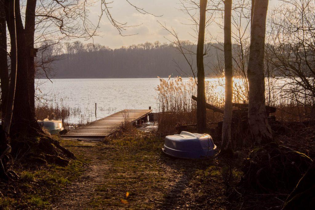 Gutshof Woldzegarten, Müritz, Müritz See, Steg, See, Deutschland Urlaub, Lake, Lake Müritz, Pier, Holidays Germany,  holiday Germany, travel tips Germany, travel Germany
