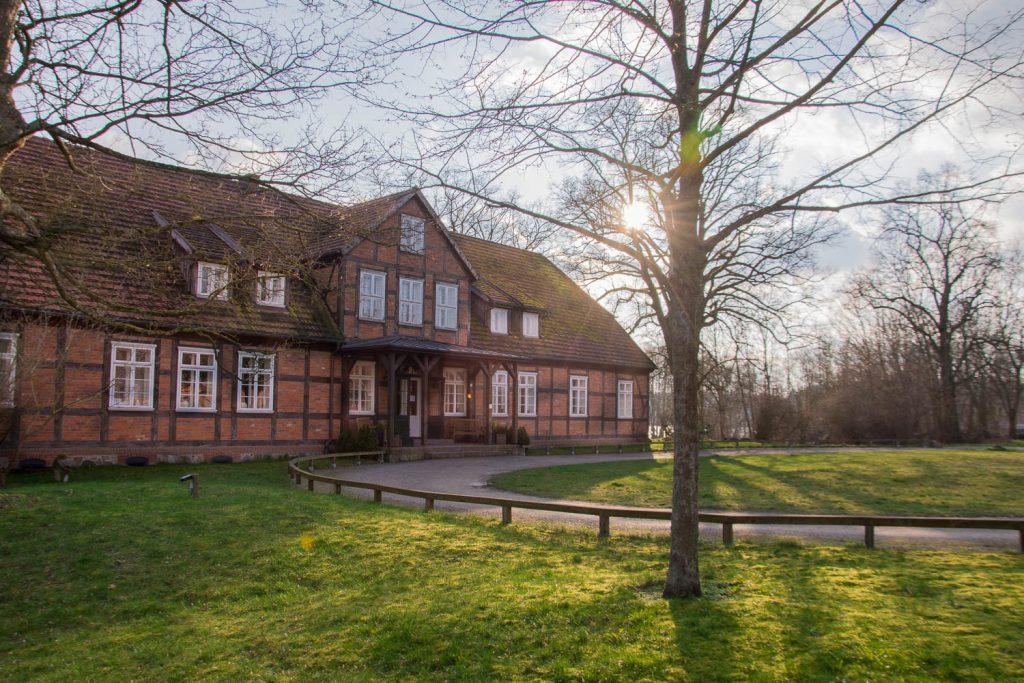 Gutshof Woldzegarten, Hotel Gutshof Woldzegarten, Müritz, Gutshof, Bauernhof, farm house, manor
