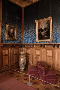 Schlosshotel Wendorf, Schweriner Schloss, Inneneinrichtung