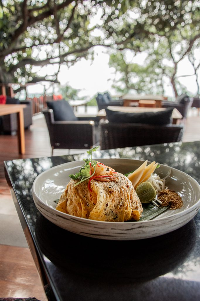Thailand,phuket, Paresa resort, food, restaurant, vegetables