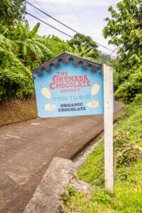 Grendada, Schokoladenbohnen, Karibik, Schokoladenfabrik, The Grenada Chocolate Company