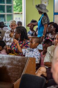 Grenada, Grand Anse Baptiste Church, Gottesdienst, Karibik