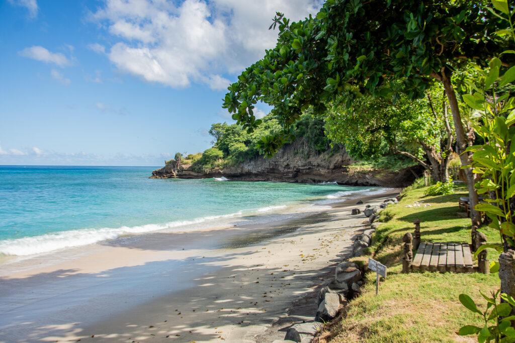 Grenada, Grand Grooms Beach, Karibik, Strand, Meer, Natur