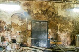 Grenda, Rum Fabrik, Karibik